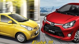 Toyota Wigo Vs Hyundai Eon: Rivalry From Japan And Korea