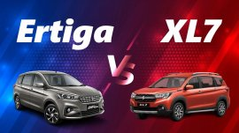 Suzuki XL7 Vs Ertiga: The Ultimate MPV Battle