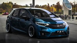 Honda Jazz Modified: Turning Your Car Into A Hot-Bless Hatch