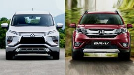 2020 Mitsubishi Xpander Cross Vs Honda BR-V: Midsize-Roadie Monsters Battle!