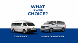 Hiace Vs Starex: What Is Your Ultimate Choice?
