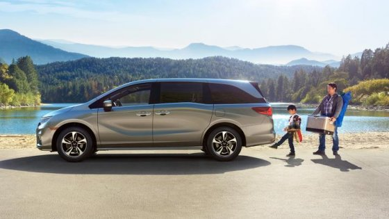 Honda Odyssey 2018: What makes it become the best-selling car in its segment?