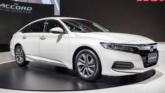 Honda Accord 2019 Philippines: A Perfect Mid-size Sedan For Filipinos