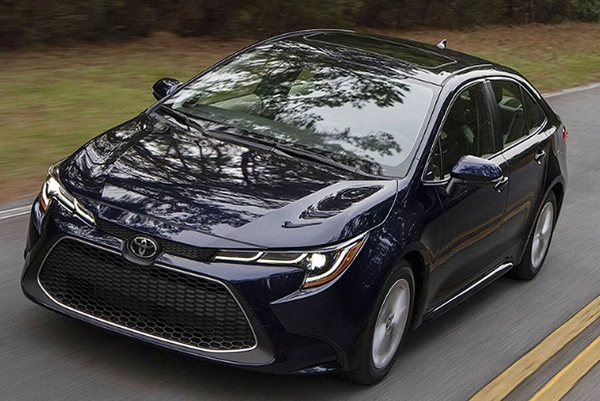 Toyota will sell 2020 Corolla Altis Hybrid in the Philippines