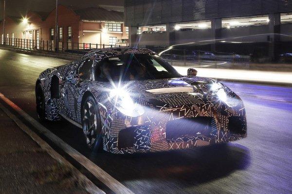 2020 Maserati MC20 is finally reveal